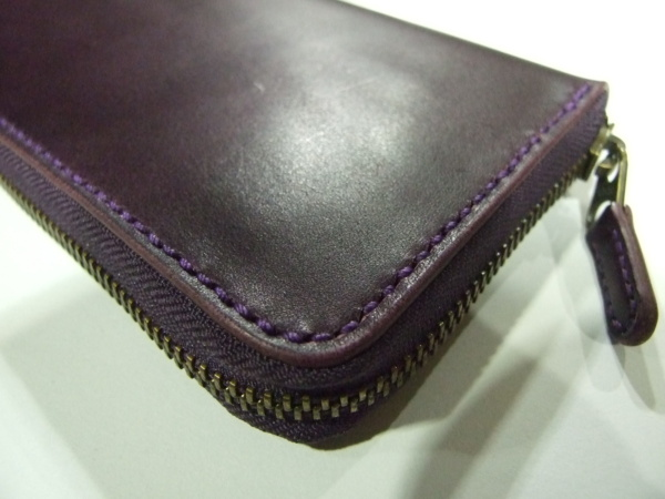 fastner long wallet