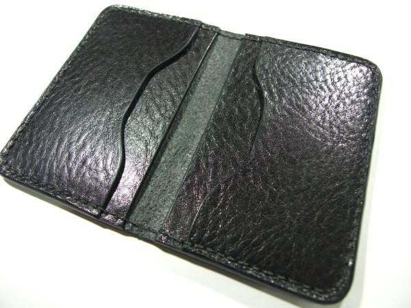スタイリッシュなカードケース 黒-1
