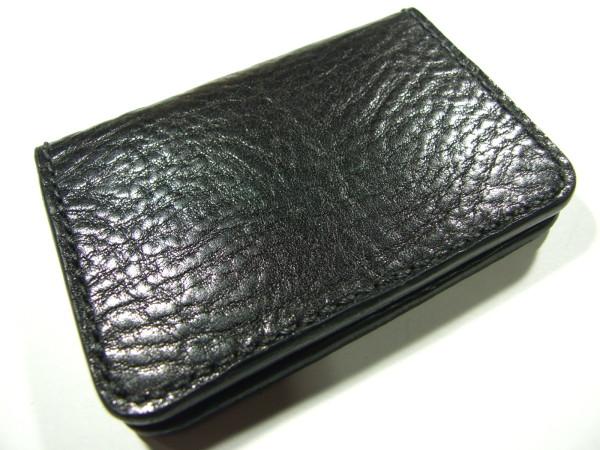 スタイリッシュなカードケース 黒-3